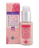 ALTEYA ORganics Rose Face Organic Sunscreen SPF 30, 50 ml, s pumpičkou