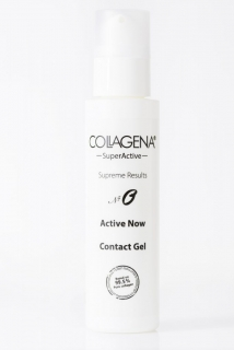 Kontaktný gél Active Now No 0,  COLLAGENA SUPREME RESULTS,125 ml