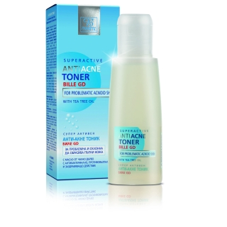 Anti akné tonikum 100 ml BILLE GD