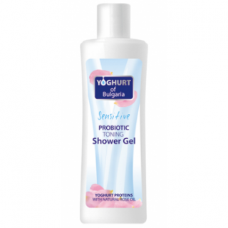 Yoghurt of Bulgaria Probiotic Shower Gel, 230 ml