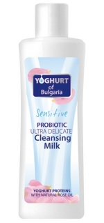 Yoghurt of Bulgaria Sensitive-Ultra Delicate Cleansing Milk,230 ml
