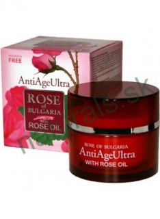 ROSE Oil CREAM  ANTI AGE ULTRA WITH ROSE OIL